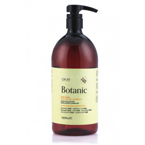 Botanic Vegan Шампунь для сухих волос 1000 мл