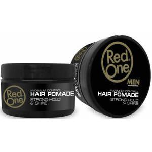 Помадка для волос сильная фиксация и блеск RedOne 100ml